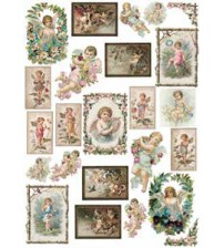 Decoupage Calambour Papers - Cod. EASY180
