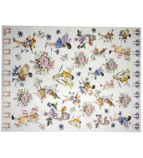 Decoupage Calambour Papers - Cod. CAL264