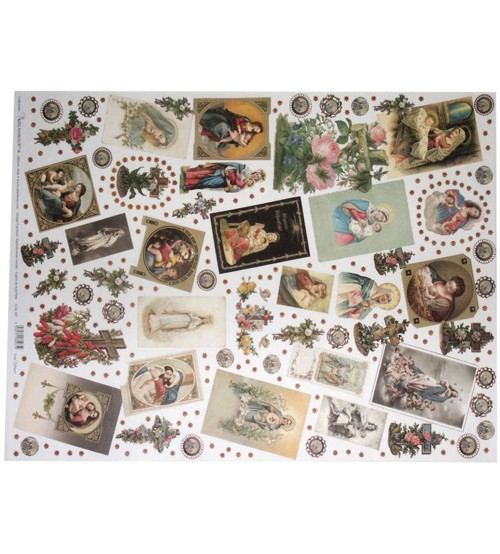 Decoupage Calambour Papers - Cod. CAL267