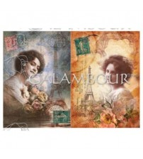 Decoupage Calambour Papers - Cod. DGE103