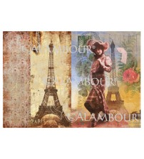 Decoupage Calambour Papers - Cod. DGE104