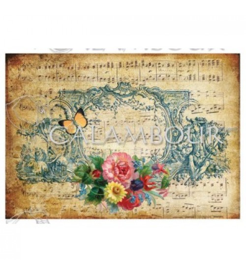 Decoupage Calambour Papers - Cod. DGE112
