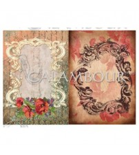 Decoupage Calambour Papers - Cod. DGE113