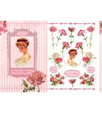 Decoupage Calambour Papers - Cod. DGE216