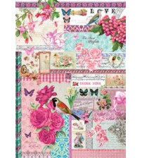 Decoupage Calambour Papers - Cod. DGE225