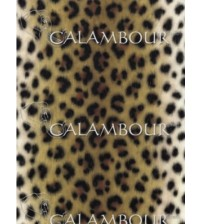 Decoupage Calambour - Rice Paper - Skin Collection - Leopard - 48X33cms.