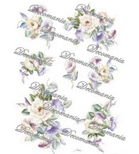 Decomania - Rice Paper - 5005 - 48X33cms.