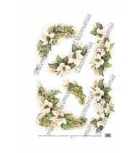 Decomania - Rice Paper - 5037 - 48X33cms.