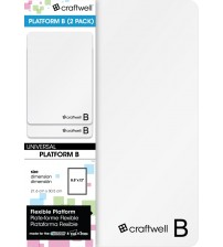 Craftwell - Platform B (2Pack) - Flexible Platform