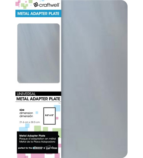 Craftwell - Metal Adapter Plate