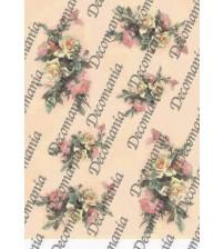 Decoupage Decomania - Rice Paper - 5056 - 48x33cms