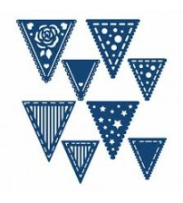 Die - Decorative Bunting