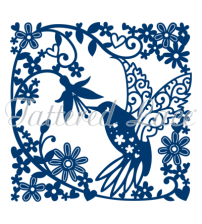 Die - Humming Bird Tapestry