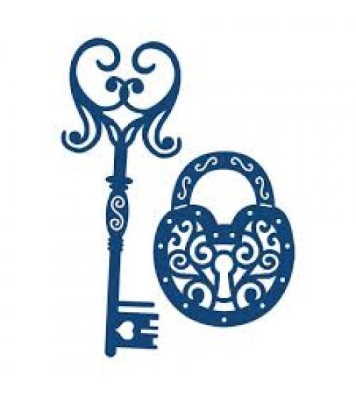 Die- Lock & Key