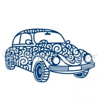 Die - Retro Car
