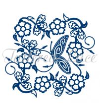 Die - Tudor Rose Tapestry
