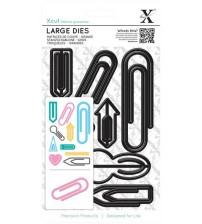 Dies-Paper Clips (10pcs)