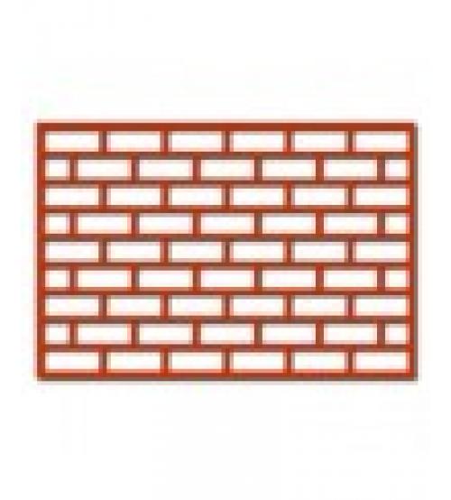 Die-Brick Lattice