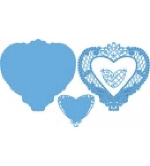 Die-Creatable Anja's Filigree Heart