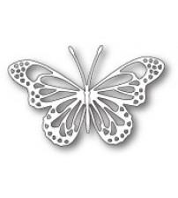 Die-Lunette Butterfly