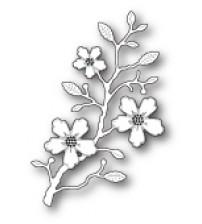 Die-Blushing Flower Branch