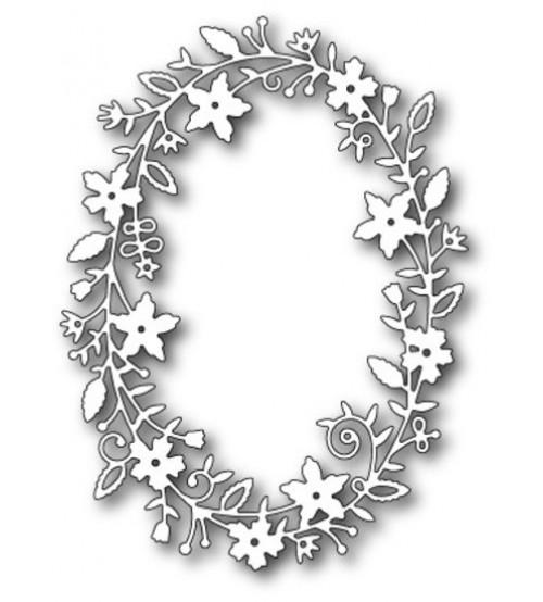 Die-Fairytale Flower