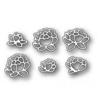Die-Pennington Rose Blossoms