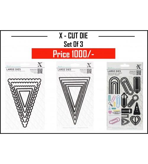 XCUT Cutting Die - Sale Die