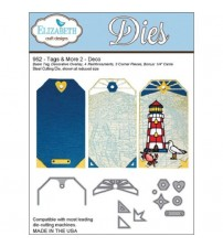 Die Elizabeth Design-Tags & More 2-Deco