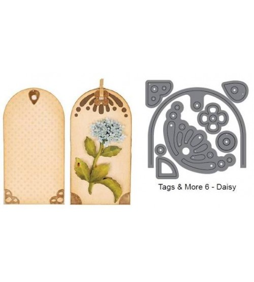 Die Elizabeth Design-Tags & More 6 - Daisy