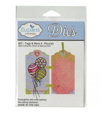 Die Elizabeth Design-Tags & More 4 -Flourish
