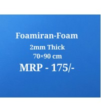 Foamiran - 2mm - Blue