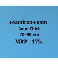 Foamiran - 2mm - Light Blue