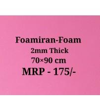 Foamiran - 2mm - Light Pink
