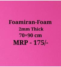 Foamiran - 2mm - Pink