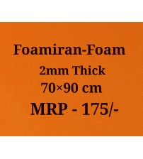 Foamiran - 2mm - Orange