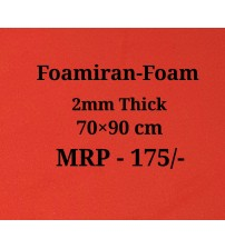 Foamiran - 2mm - Red