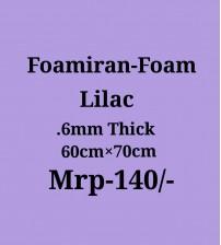 Foamiran - 0.6 mm - Lilac