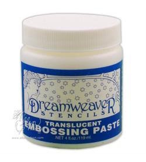 Dreamweaver - Translucent Embossing Paste