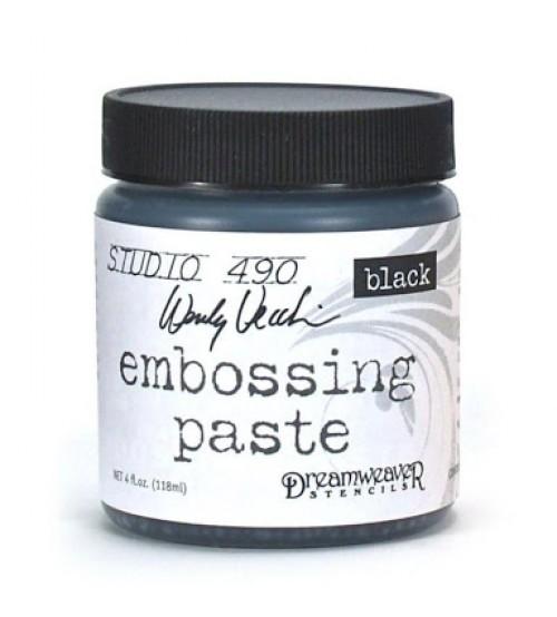 Dreamweaver - Black Embossing Paste