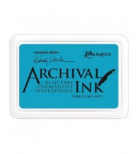 Ink-Archival Ink Pads- Forget-me-not