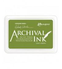 Ink-Archival Ink Pads- Leaf Green