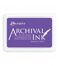 Ink-Archival Ink Pads- Majestic Violet