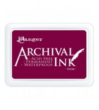Ink-Archival Ink Pads- Plum
