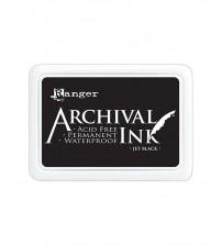 Ink-Archival Ink Pads- Jet Black