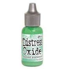 Ink-Cracked Pistachio - Distress Oxides Reinkers