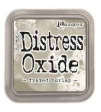 Ink-Distress Oxide Pads- Frayed Burlap