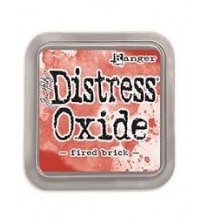 Ink-Distress Oxide Pads- Fired Brick