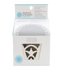 Martha Stewart - Circle Edge Punches Cartridge - Carnival Arches