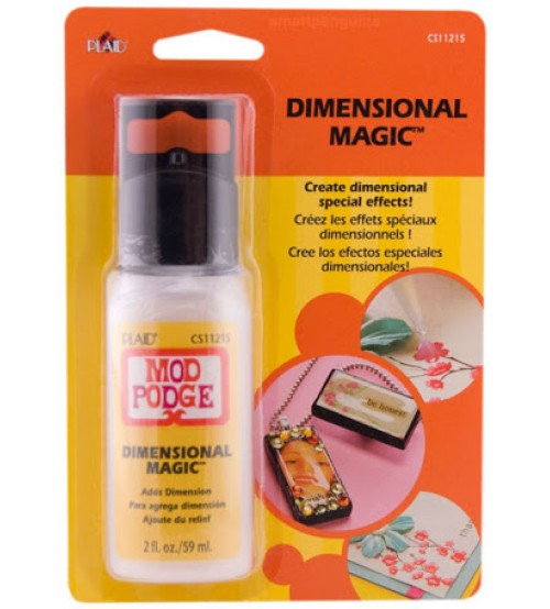 Mod Podge-Clear - Dimensional Magic - 2 oz